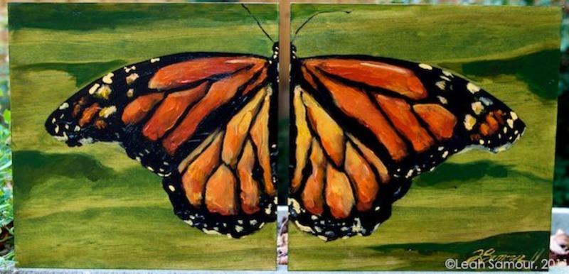 transform, 2011, acrylic